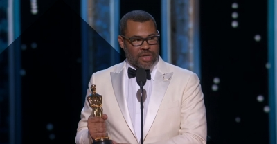 Jordan Peele Made History At The Oscars