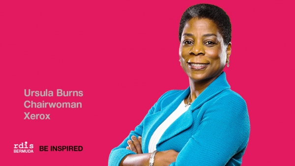 Ursula Burns, Xerox Chairwoman